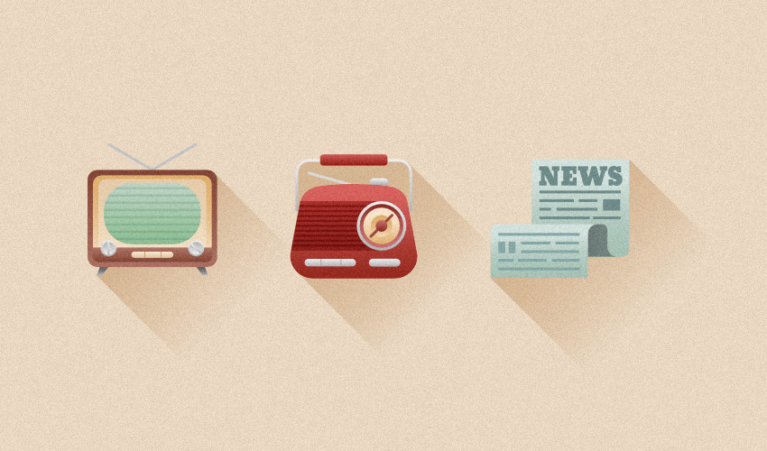 How to Create a Set of Retro Media Icons in Affinity Designer