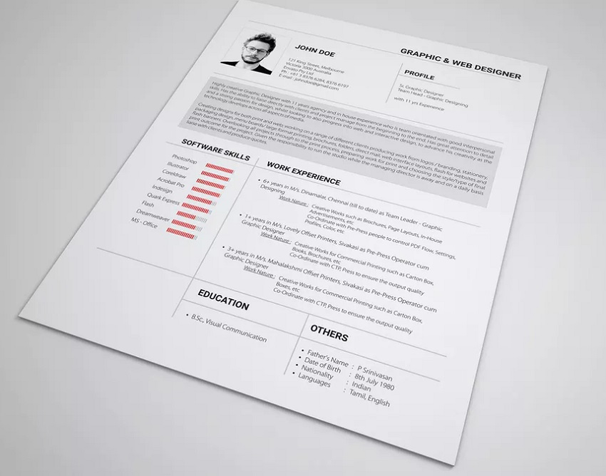 What Is the Best Font for a Resume? (Professional Size  Proper Type