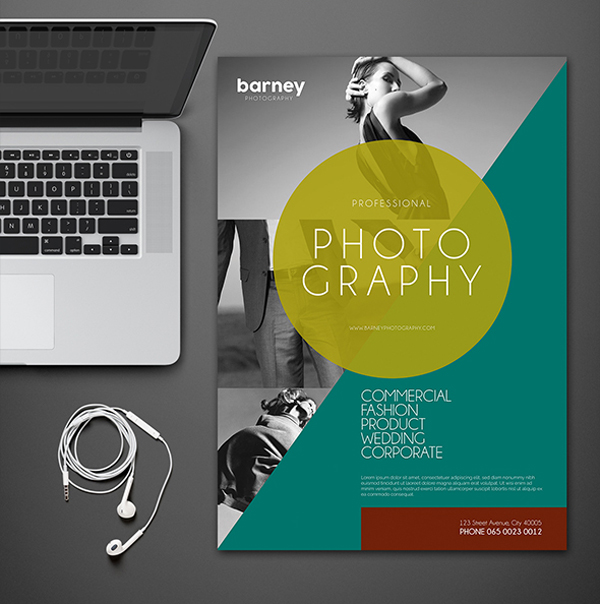 10 Design Tips to Make a Professional Business Flyer