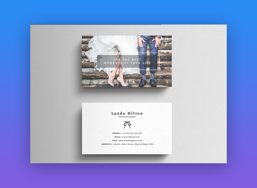 8 Noteworthy Back of Business Cards Ideas (Design + Marketing)