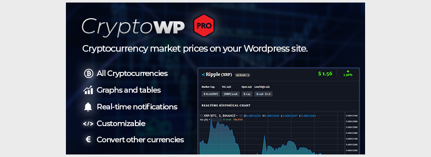 10 Best Bitcoin  Cryptocurrency WordPress Plugins