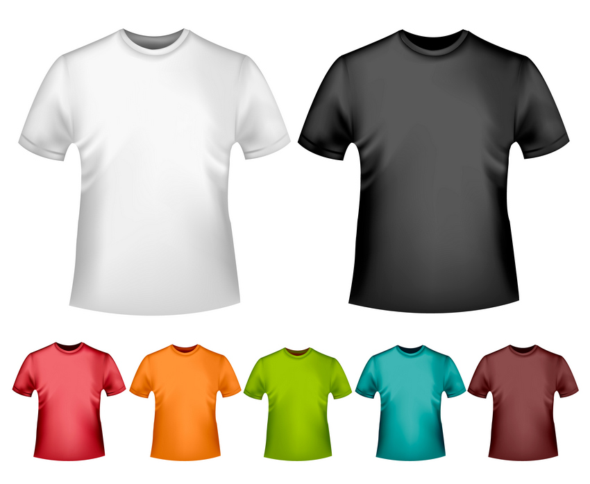 How to Create a Vector T-Shirt Mockup Template in Adobe Illustrator