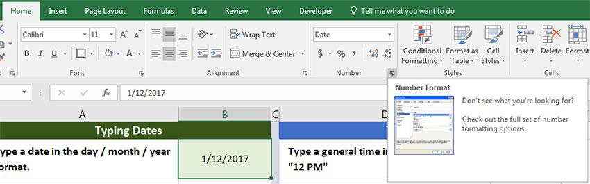 Cómo Trabajar con Fórmulas de Fecha y Hora en Excel