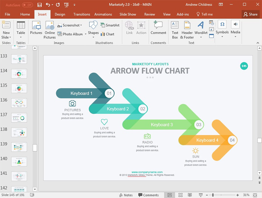How to Make a Flowchart in PowerPoint With Templates