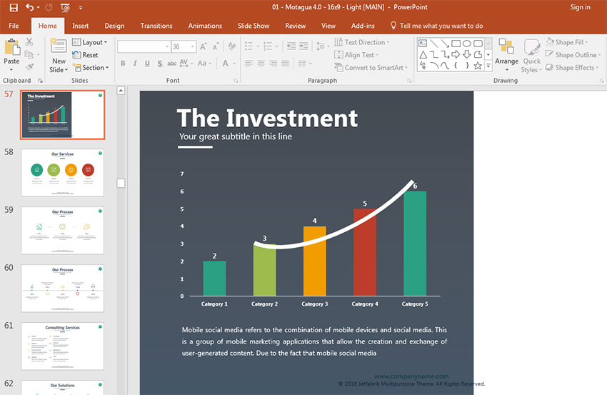 How to Make Professional PowerPoint Presentations (With Templates) - professional powerpoint