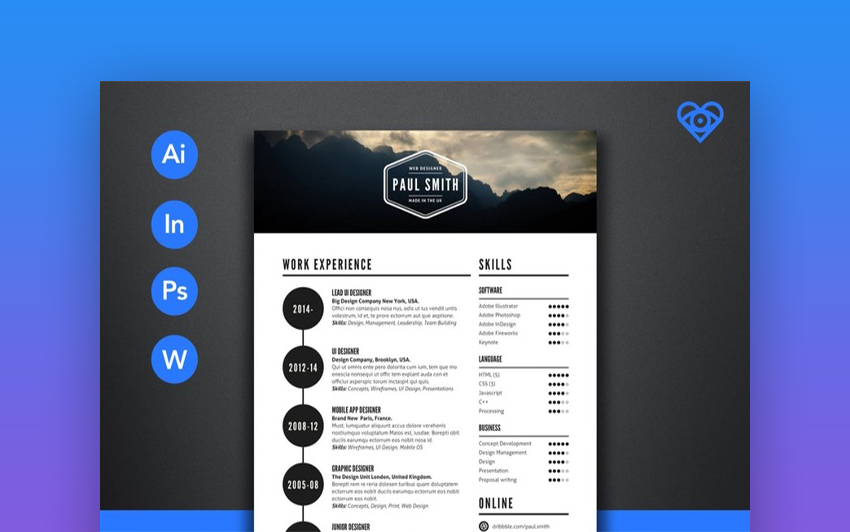 25+ Top One-Page Resume Templates (With Simple to Use Examples)