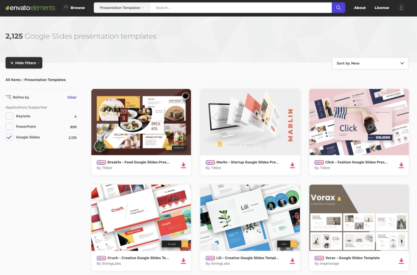 The Best New Presentation Templates of 2019 (PowerPoint  More)