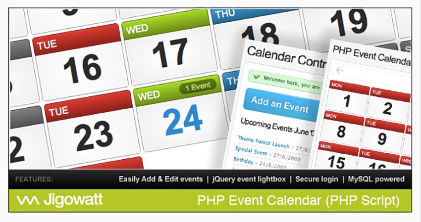 Add Another Google Calendar Booking How Do I Addview A Shared Calendar To Outlook Academic 15 Best Php Calendar Booking And Events Scripts