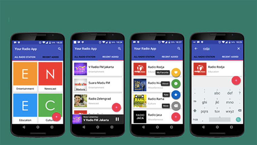 15 Best Android App Templates of 2018