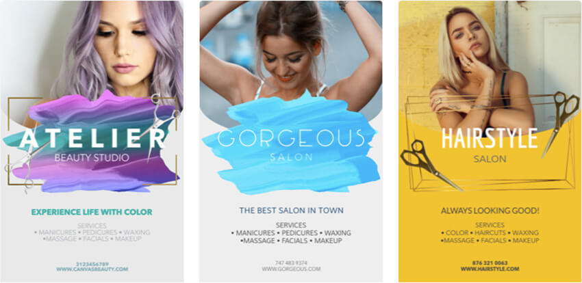 21 Best Business Flyer Templates Using a Flyer Creator (Without