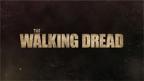 Screen Scratch Wallpaper Hd Create Quot The Walking Dead Quot Inspired Grungy Text Effect In