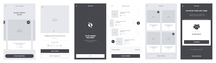 20 Must-Have Wireframe Templates and UI Kits for Your Design Library - wireframe templates