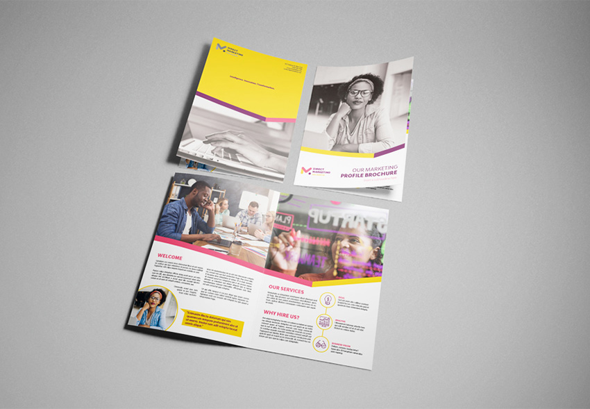 How to Make a Marketing Brochure Template in InDesign