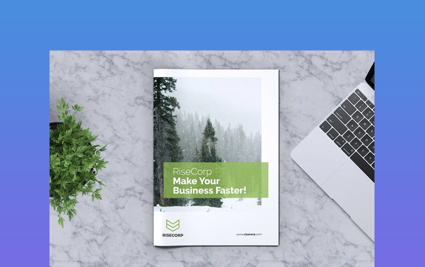 25 Best InDesign Brochure Templates - For Creative Business