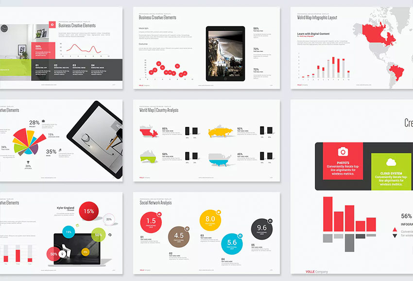 15 Best PowerPoint Presentation Templates\u2014With Great Infographic Slides - powerpoint infographic template