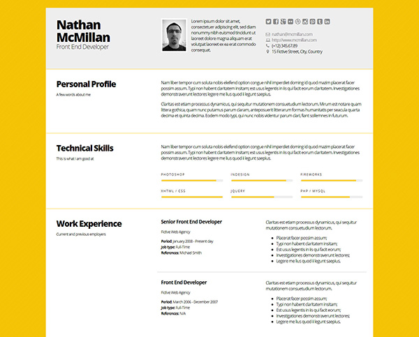 10 Creative Resume Ideas to Stand Out Online in 2019