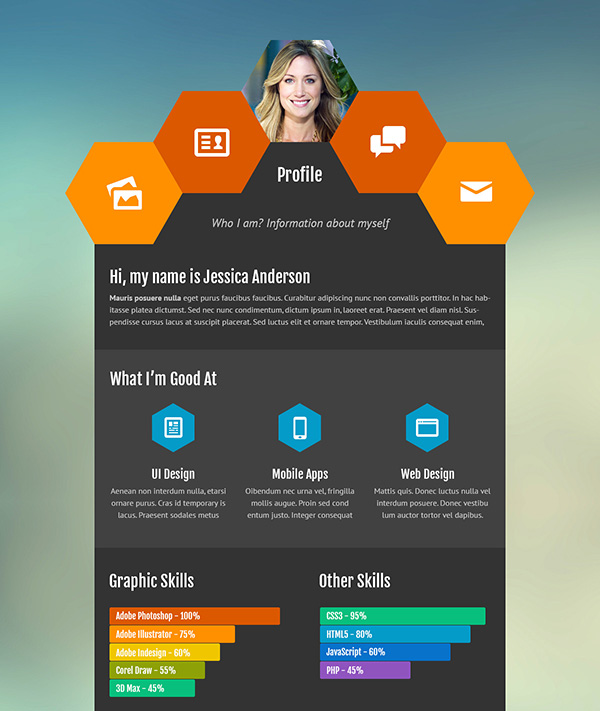 7 Creative Resume Ideas to Stand Out Online - portfolio resume
