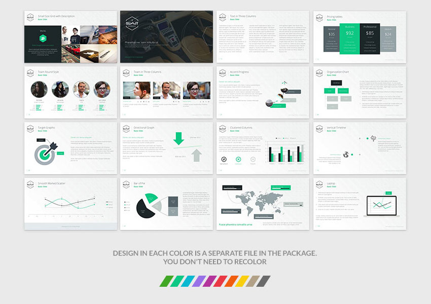 How to Create a PowerPoint Presentation From a PPT Template