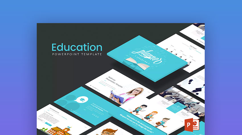20 Education PowerPoint Templates - For Great School Presentations