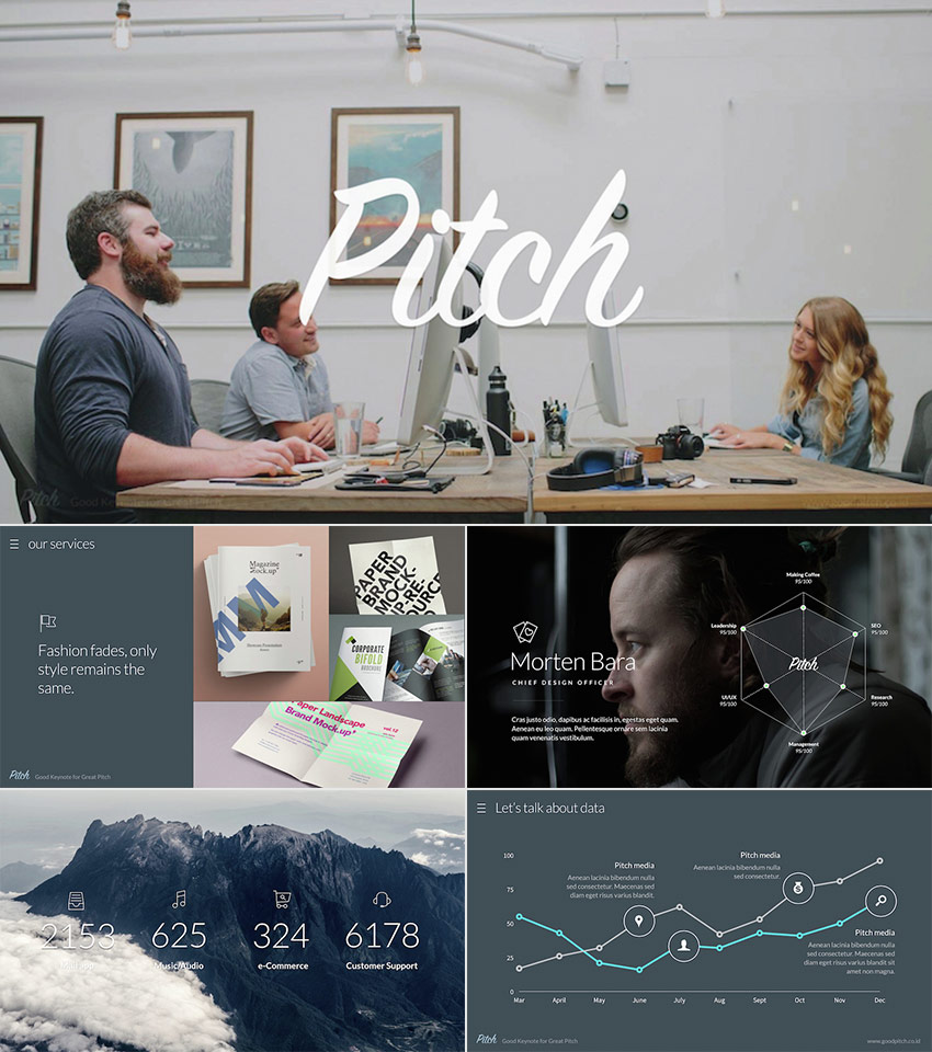 25 Awesome Powerpoint Templates With Cool Ppt Designs Healthcare Editable Wire Connections Slides Pitch Template Modern Design