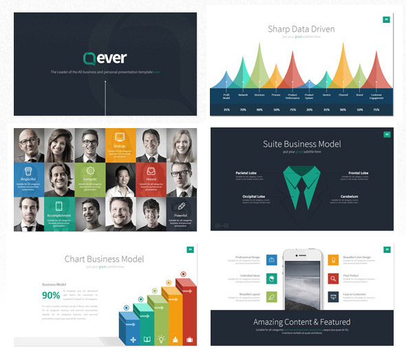 18 Animated PowerPoint Templates With Amazing Interactive Slides