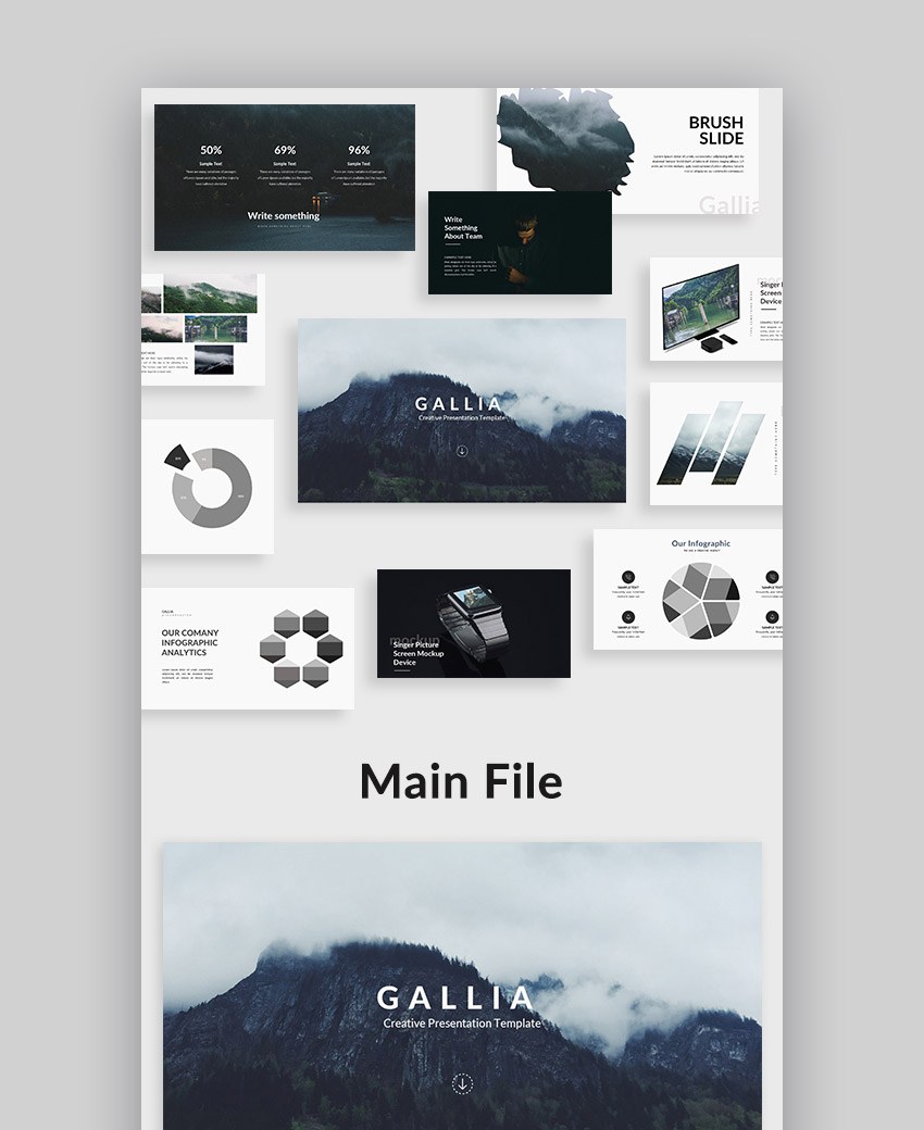 17 cool google slides themes to make modern presentations in 2017
