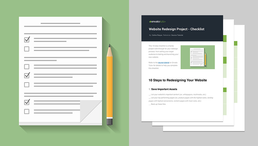 How to Apply a Website Redesign Checklist in 10 Easy Steps