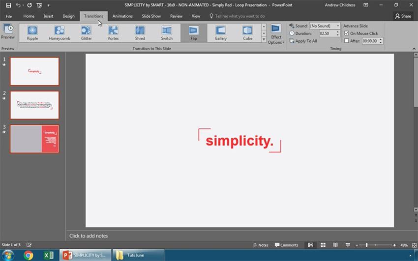 Cómo Ciclar una Presentación PowerPoint en 60 Segundos - presentaciones powepoint