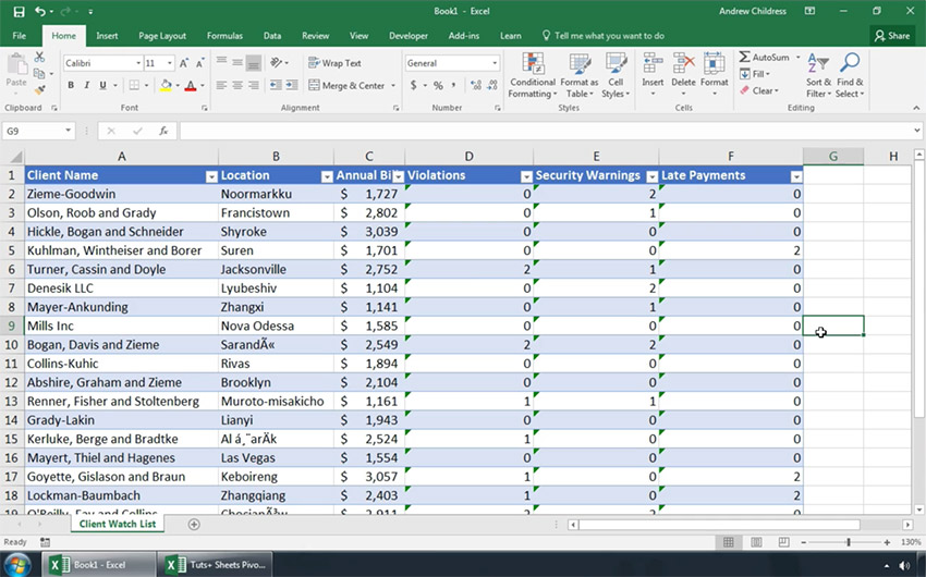 How to Show Zeros as Blank Cells in Excel in 60 Seconds