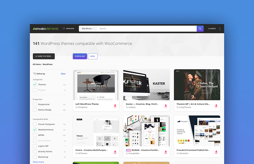 15+ Best eCommerce Website Templates Updated for 2018