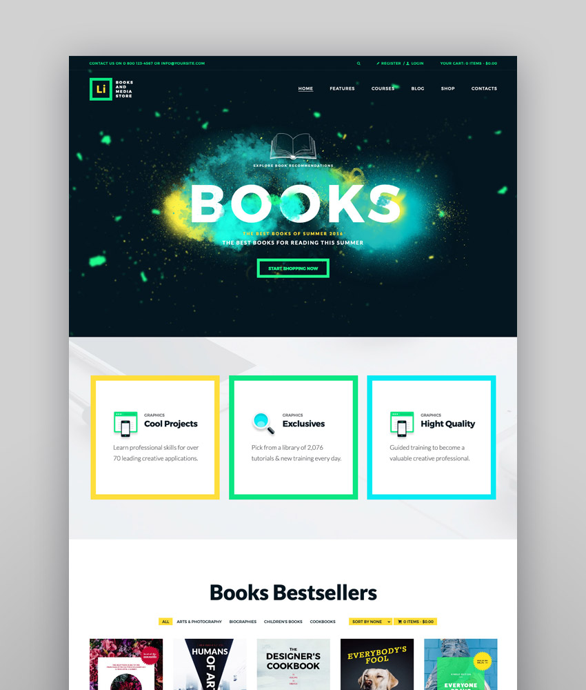 Bestsellers Libros 15 Wordpress Ebook Themes Made To Boost Author Sales Online