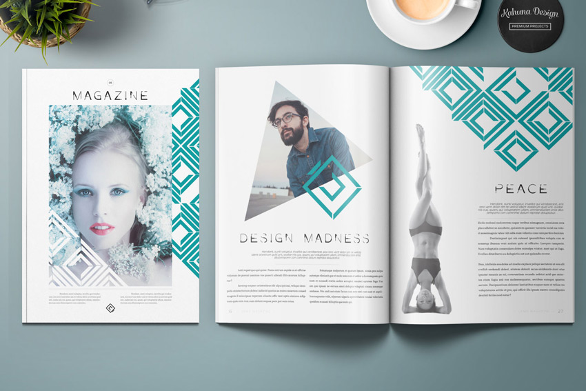 20+ InDesign Tutorials for Magazine and Layout Design