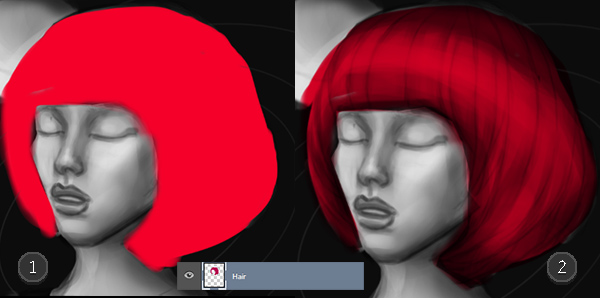 How to Fix Color Errors in Digital Painting With Adobe Photoshop