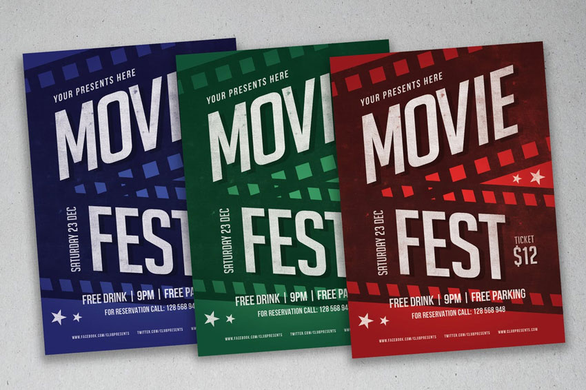 27 Best New Event Flyers for 2019