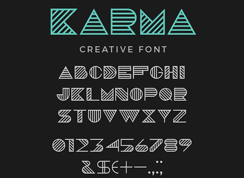 20 Best Fonts for Making Monograms  Logo Designs in 2018