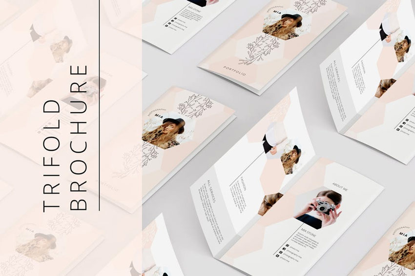 23 Best Trifold Brochure Templates  Examples (Word, InDesign,  PSD)