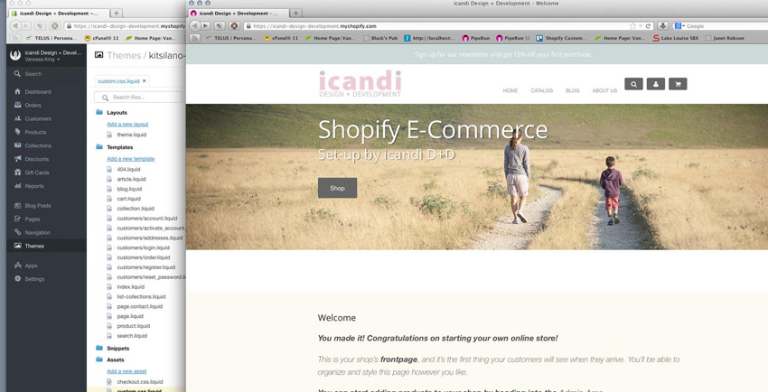 Getting Started With Liquid; Shopify\u0027s Template Language