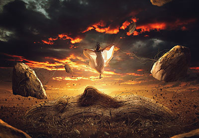3d Animation Wallpaper Android How To Create A Surreal Scene With Photo Manipulation