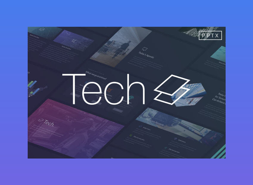 25 Best Science Technology Powerpoint Templates With