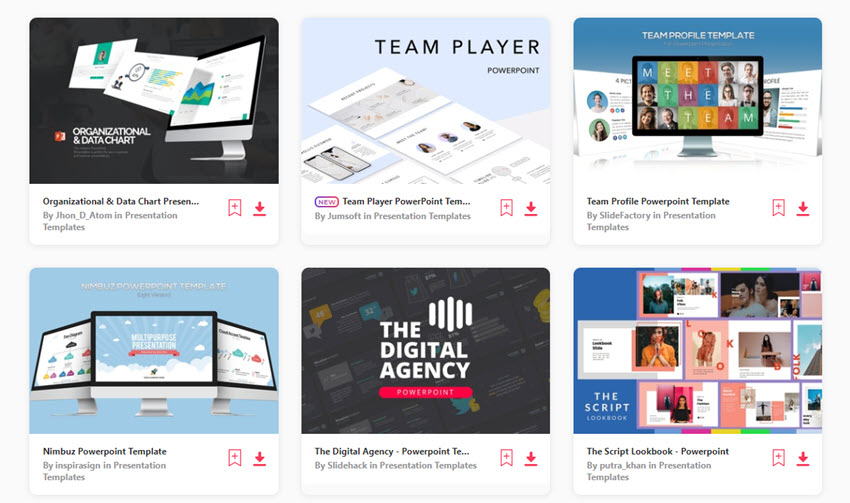 15 Top Meet the Team  Org Chart PowerPoint Templates for 2019