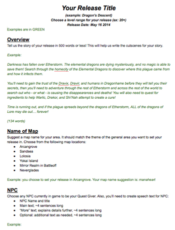 Release Note Template Outstanding Release Notes Examples And How To - release note template