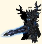 AQW Undead Legion Champion Armor
