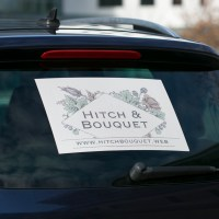 Car Window Decals & Stickers | Vistaprint