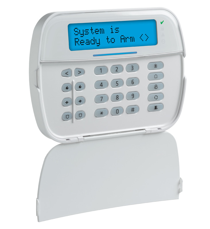 Home Security Keypad Wiring Wiring Diagram