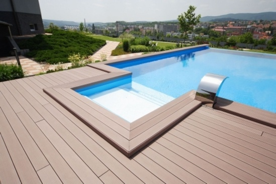 Wpc Terrassendielen Click Q-deck® Twinson® Composite Decking | Hoppings Softwood