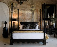 Venetian four-poster bed | And So To Bed | ESI Interior Design