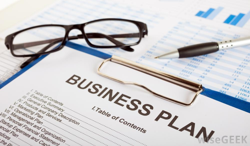 How to write a 1-page business plan George Herald