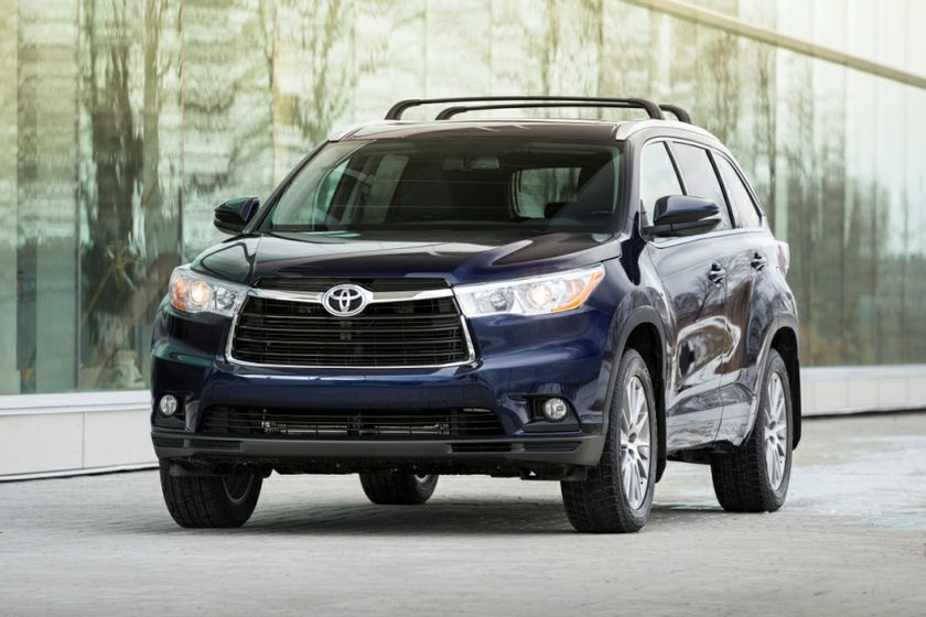 Stylish Car Wallpaper The 2015 Toyota Highlander Named Canada S Best New Suv Cuv