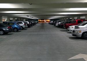 Portion Of Parking Structure 4 Reopens To Permit Holders