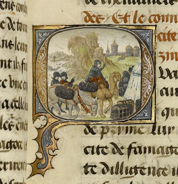 Gillion manuscript Plate 30